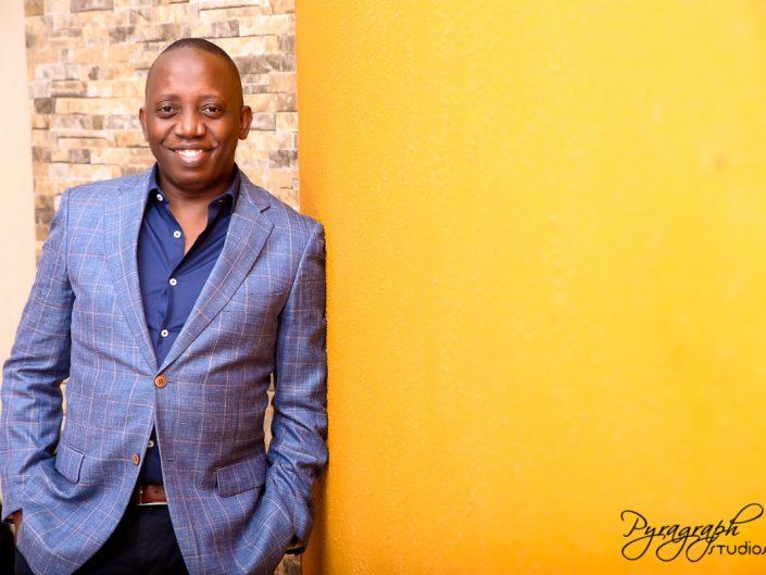 Pastor Niyi Adesanya