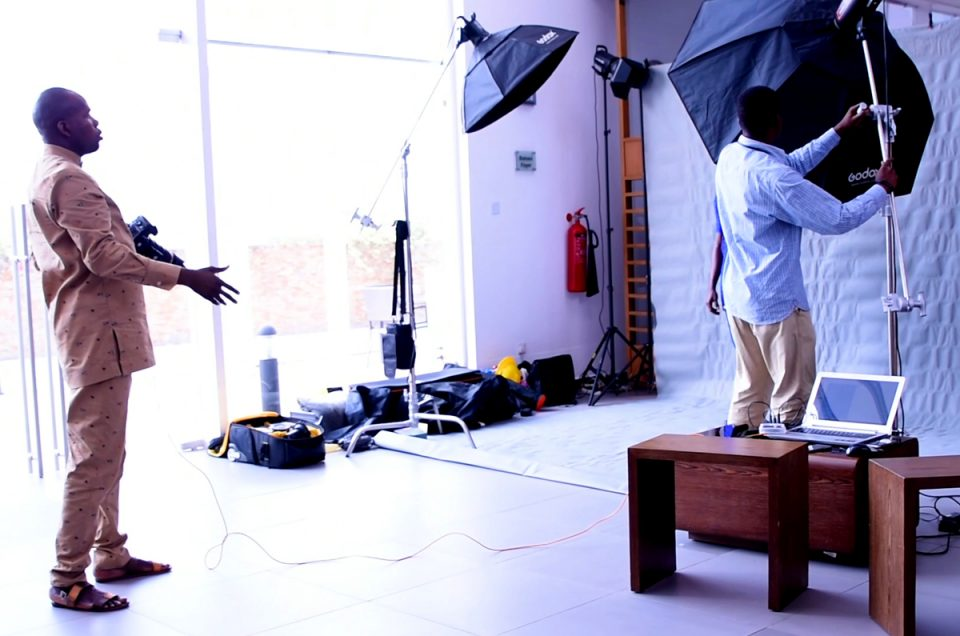 Behind The Scene - Diamond Bank BET 7 Shoot