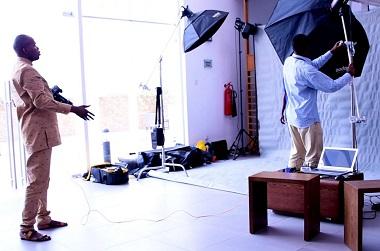 Behind The Scene - Diamond Bank BET 7 Shoot